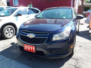 Used 2011 Chevrolet Cruze LS+ w/1SB for sale in Oshawa, ON