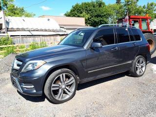 Used 2013 Mercedes-Benz GLK350 for sale in Oshawa, ON