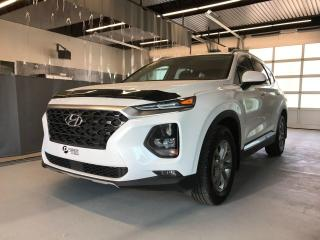 Used 2020 Hyundai Santa Fe ESSENTIAL WITH SAFETY PKG DÉMO+DÉMARREUR+DÉFLECTEUR CAPOT+CHAUFFE-MOTEUR for sale in Val-d'Or, QC