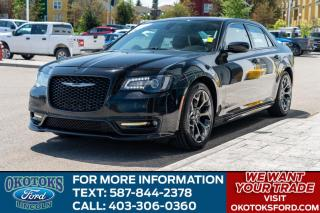 Used 2017 Chrysler 300 LEATHER/APPEARANCE PKG/PANA SUN ROOF/UCONNECT/ for sale in Okotoks, AB