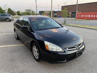 Used 2005 Honda Accord Sdn EX-L V6 | LEATHER | ROOF | HEATED SEATS for sale in Toronto, ON