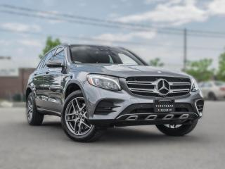 Used 2017 Mercedes-Benz GL-Class GLC 300 I PREMIUM PKG I NAV I PANOROOF I PRICE TO SELL for sale in Toronto, ON
