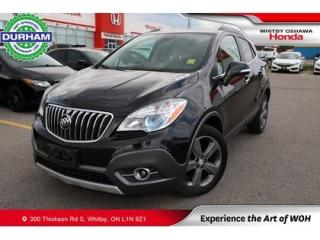 Used 2014 Buick Encore FWD 4DR LEATHER for sale in Whitby, ON