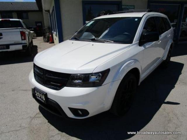 2016 Dodge Journey FAMILY MOVING SE EDITION 7 PASSENGER 3.6L - V6.. MIDDLE BENCH.. THIRD ROW.. HEATED SEATS.. BACK-UP CAMERA.. BLUETOOTH SYSTEM..