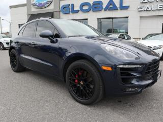 Used 2017 Porsche Macan GTS GTS for sale in Ottawa, ON