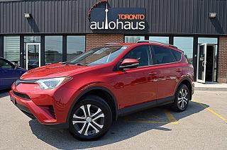 Used 2017 Toyota RAV4 /HTD SEATS/LANE DEPART/AWD/REAR Camera LE for sale in Concord, ON