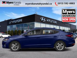 New 2020 Hyundai Elantra Preferred IVT for sale in Kanata, ON