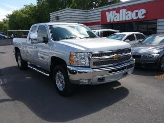 Used 2013 Chevrolet Silverado 1500 LT Ext. Cab 6' Box 4WD 5.3L V8 for sale in Ottawa, ON