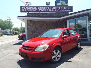 Used 2008 Chevrolet Cobalt for sale in Scarborough, ON