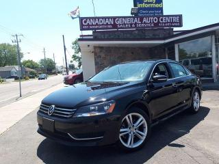 Used 2013 Volkswagen Passat COMFORTLINE for sale in Scarborough, ON
