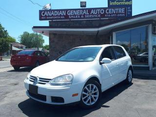 Used 2007 Volkswagen Rabbit for sale in Scarborough, ON
