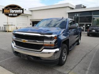 Used 2016 Chevrolet Silverado 1500 LS | 4x4 | 5.3 V8 | EXCELLENT Condition | One Owner | No Accidents for sale in North York, ON