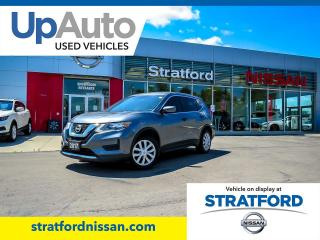 Used 2017 Nissan Rogue S FWD for sale in Stratford, ON