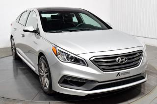 Used 2015 Hyundai Sonata ULTIMATE 2.0T CUIR TOIT PANO NAV CAMERA for sale in Île-Perrot, QC