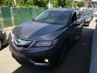 Used 2017 Acura RDX ELITE AWD CUIR TOIT NAV CAMERA DE RECUL for sale in Île-Perrot, QC