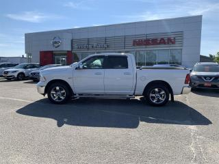 Used 2016 RAM 1500 SLT (140.5 WB - 5.7 Box) for sale in Smiths Falls, ON