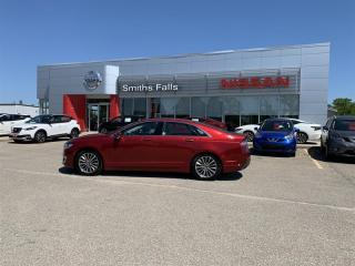 Used 2017 Lincoln MKZ Select for sale in Smiths Falls, ON