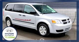 Used 2010 Dodge Grand Caravan Familiale 4 portes SE for sale in Val-David, QC