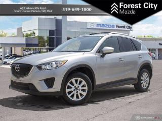 Used 2015 Mazda CX-5 GX RARE MANUAL | AS-TRADED for sale in London, ON