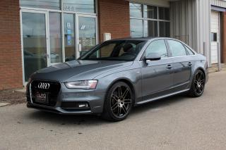 Used 2013 Audi A4 AWD - 'TOP OF THE LINE PRESTIGE S-LINE' for sale in Saskatoon, SK