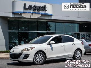 Used 2010 Mazda MAZDA3 GX for sale in Burlington, ON