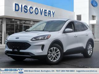 New 2020 Ford Escape SE - AWD for sale in Burlington, ON