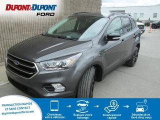 Used 2019 Ford Escape Titanium 4rm for sale in Gatineau, QC