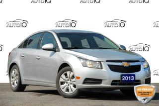 Used 2013 Chevrolet Cruze LT Turbo AS TRADED   AUTO   AC   POWER GROUP   for sale in Kitchener, ON