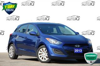 Used 2013 Hyundai Elantra GT GL   AUTO   AC   BLUETOOTH   for sale in Kitchener, ON