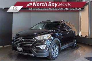 Used 2016 Hyundai Santa Fe XL Limited - Click Here! Test Drive Appts Available! for sale in North Bay, ON