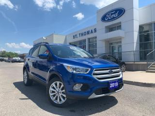 Used 2019 Ford Escape SEL for sale in St Thomas, ON