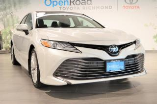 Used 2018 Toyota Camry 4-Door Sedan XLE 8A for sale in Richmond, BC