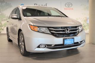 Used 2015 Honda Odyssey Touring for sale in Richmond, BC