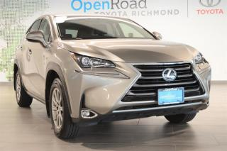 Used 2017 Lexus NX 200t 6A for sale in Richmond, BC