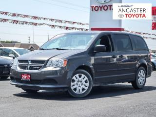 Used 2017 Dodge Grand Caravan CVP/SXT SINGLE OWNER // ACCIDENT FREE for sale in Ancaster, ON