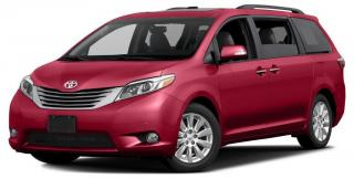 Used 2016 Toyota Sienna XLE 7 Passenger XLE 7-PASSENGER - SMART KEY SYSTEM - POWER SLIDING DOORS for sale in Stouffville, ON