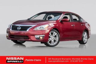 Used 2013 Nissan Altima 3.5 SV TOIT OUVRANT / CAMERA / MAGS 18
