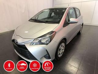 Used 2019 Toyota Yaris HATCHBACK - LE - SIÈGES CHAUFFANTS for sale in Québec, QC