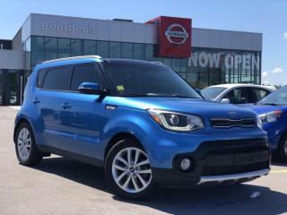 Used 2017 Kia Soul EX+ for sale in Midland, ON