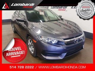 Used 2017 Honda Civic LX|AUTOMATIQUE|CAM| for sale in Montréal, QC
