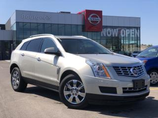 Used 2015 Cadillac SRX Luxury for sale in Midland, ON