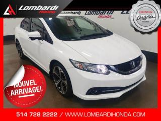Used 2015 Honda Civic SI|NAVI|TOIT|CAM| for sale in Montréal, QC
