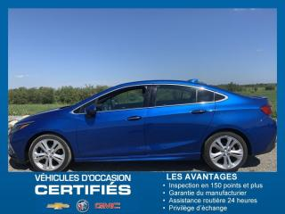 Used 2018 Chevrolet Cruze for sale in Amos, QC