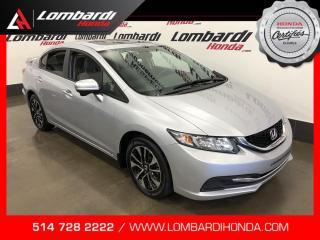 Used 2015 Honda Civic EX|AUTOMATIQUE|TOIT|CAM| for sale in Montréal, QC