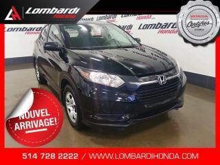 Used 2016 Honda HR-V LX|CAM|BLUETOOTH| for sale in Montréal, QC