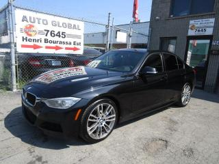Used 2013 BMW 335i 4 portes berline 335i xDrive MPackage for sale in Montréal, QC