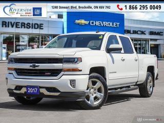 Used 2017 Chevrolet Silverado 1500 2LT for sale in Brockville, ON