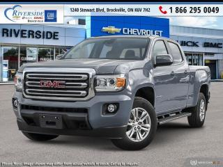 New 2020 GMC Canyon SLE for sale in Brockville, ON