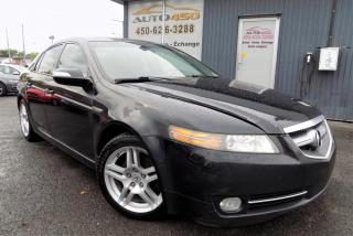 Used 2007 Acura TL ***AUTOMATIQUE,CUIR,TOIT,MAGS*** for sale in Longueuil, QC
