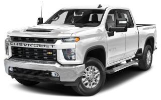 New 2020 Chevrolet Silverado 2500 HD Work Truck for sale in Listowel, ON